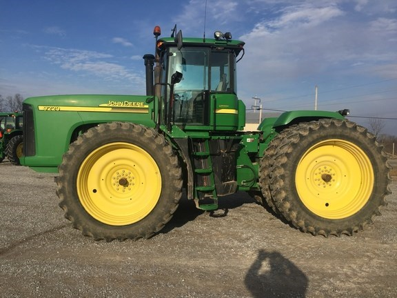 2006 John Deere 9220 Tractor For Sale