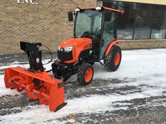 Tractor For Sale:  2016 Kubota B2650HSDC