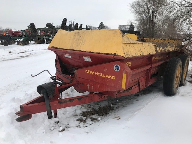 2006 New Holland 185 Manure Spreader-Liquid/Pull Type For Sale