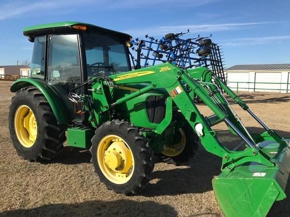 2013 John Deere 5075E Tractor For Sale