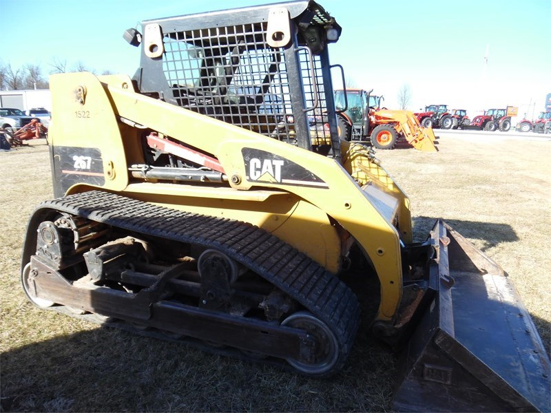 2005 Caterpillar 267 Skid Steer-Track For Sale