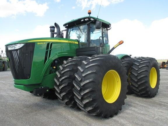 2014 John Deere 9460R Tractor For Sale