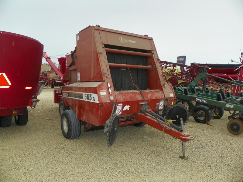 1994 Hesston 565A Baler-Round For Sale