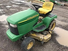 Riding Mower For Sale:  1995 John Deere 345 , 20 HP