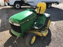 Riding Mower For Sale:  1993 John Deere GT262 , 17 HP