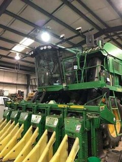 Cotton Picker For Sale John Deere 7760
