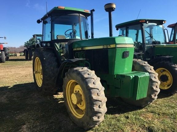 1989 John Deere 3155 Tractor For Sale