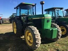 Tractor For Sale 1989 John Deere 3155