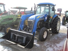 Tractor For Sale 2008 New Holland TD5050 , 93 HP