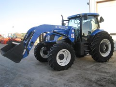 Tractor For Sale 2011 New Holland T6070 , 140 HP