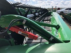 Header-Draper/Flex For Sale:  2016 John Deere 635FD