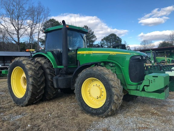 2003 John Deere 8420 Tractor For Sale