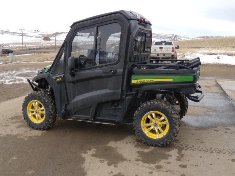 2016 John Deere RSX 860i Utility Vehicle For Sale