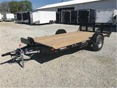 Utility Trailer For Sale 2018 Diamond C 33UVT-14X83