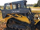 Skid Steer-Track For Sale:  2013 John Deere 319D