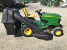 Riding Mower For Sale:  2002 John Deere X485 , 25 HP
