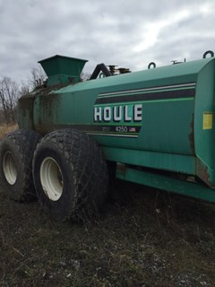 Manure Spreader-Liquid/Pull Type For Sale Houle EL84-3550