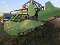 Header-Auger/Flex For Sale:  2014 John Deere 625F