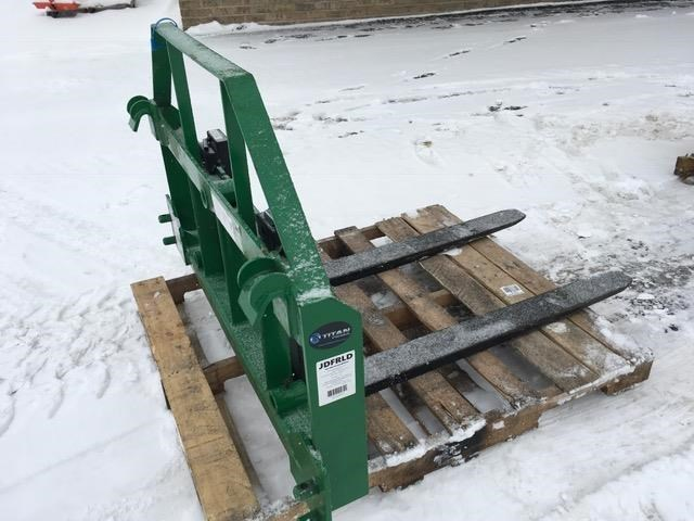 2012 John Deere FORKS Attachment For Sale