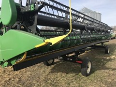 Header-Auger/Flex For Sale:  2011 John Deere 630F