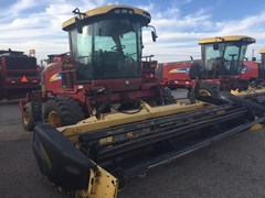 Windrower-Self Propelled For Sale 2008 New Holland H8040