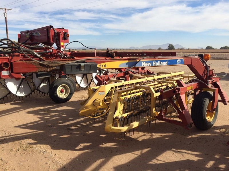 2014 New Holland 216 Tedder For Sale