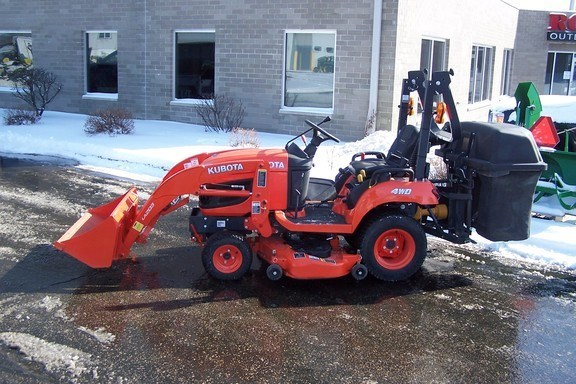 2015 Kubota BX1870 Tractor For Sale