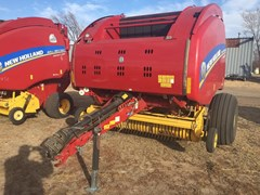 Baler-Round For Sale 2014 New Holland ROLL-BELT 560