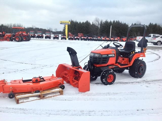 2003 Kubota BX2200D Tractor For Sale