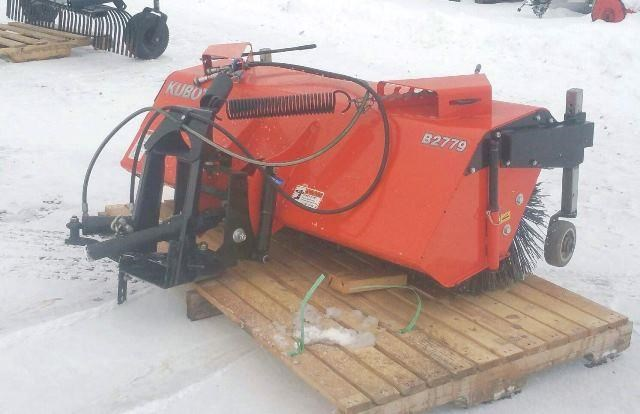 2010 Kubota B2779 Attachment For Sale