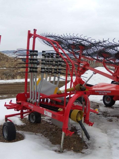2011 Enorossi RR320-9 Hay Rake-Wheel For Sale