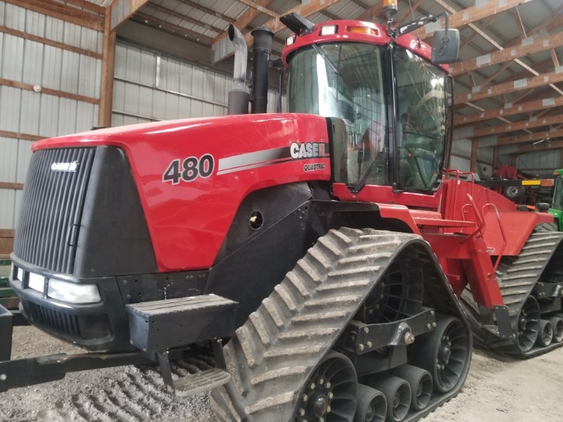 2007 Case IH 480 Tractor For Sale