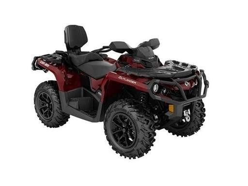 2018 Can-Am 2018 OUTLANDER MAX XT 1000 RED SKU # 5UJA ATV For Sale
