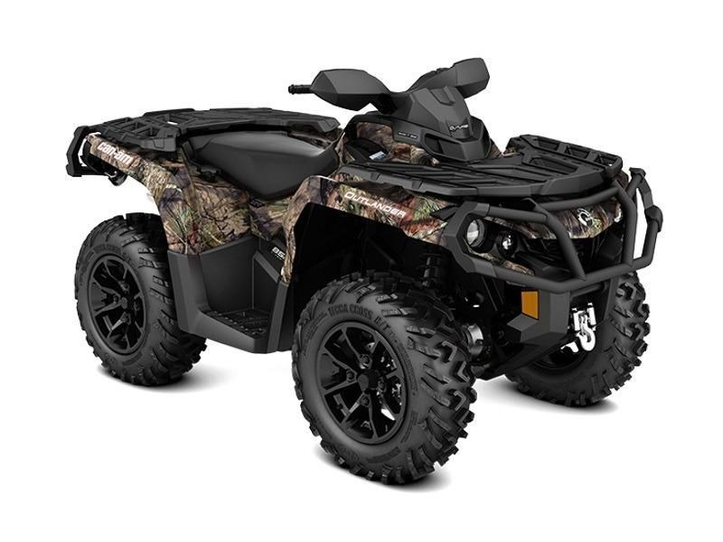 2018 Can-Am 2018 OUTLANDER 850XT CAMO SKU # 2JJA ATV For Sale