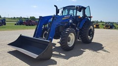 Tractor For Sale 2016 New Holland TS6.140 , 140 HP
