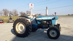 Tractor For Sale:  1968 Ford 4000