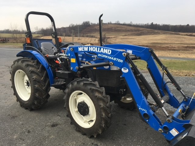 New Holland 55 Tractor For Sale