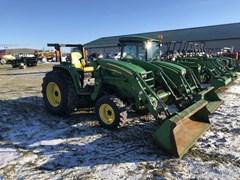 Tractor For Sale 2008 John Deere 4720 , 58 HP