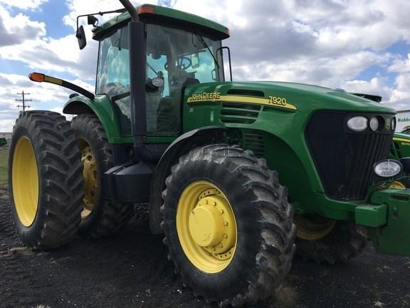 2005 John Deere 7920 Tractor For Sale