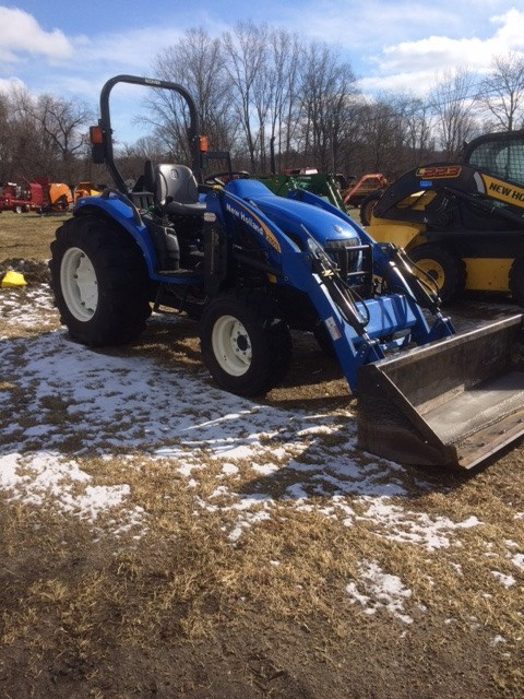 2010 New Holland BOOMER 3045 Tractor For Sale