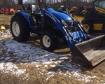 Tractor For Sale: 2010 New Holland BOOMER 3045, 45 HP
