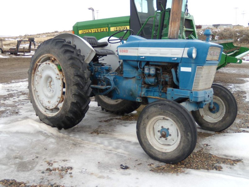 1964 Ford 4000 Tractor For Sale