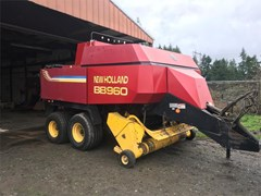 Baler-Square For Sale 2002 New Holland BB960ST