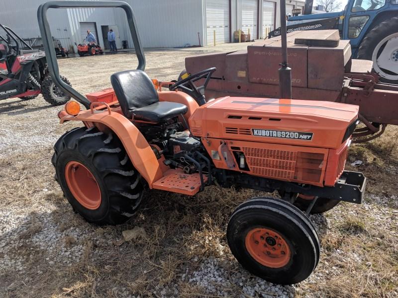 Kubota B9200 Tractor For Sale