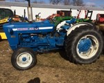 Tractor For Sale: Ford 4000, 46 HP
