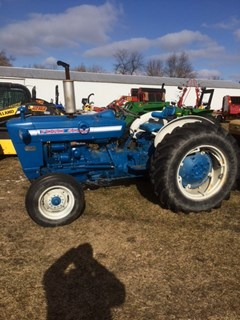 Tractor For Sale:  Ford 4000 , 46 HP