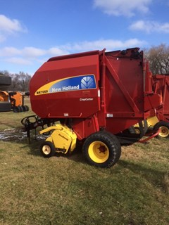 Baler-Round For Sale:  2008 New Holland BR7060