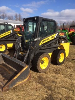 Skid Steer For Sale:  2014 New Holland L218 , 60 HP