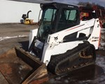 Skid Steer For Sale: 2013 Bobcat T630, 72 HP