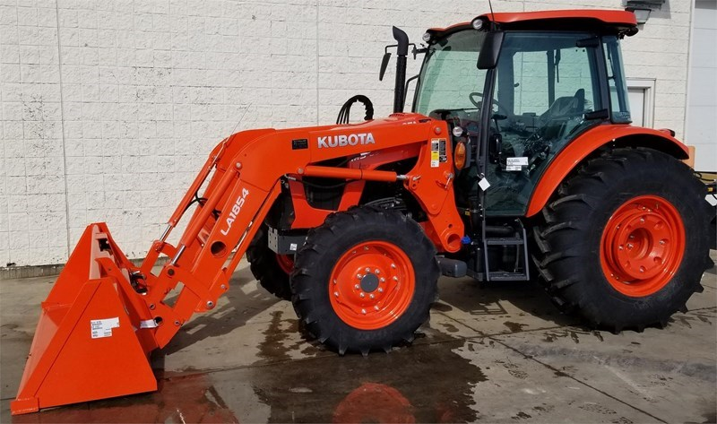 2018 Kubota M5-091HDC12 Tractor For Sale